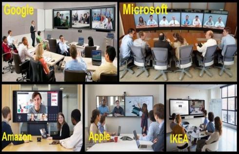sales team meeting presentations